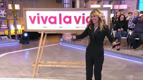 El ataque de risa de Emma García tras la llamada de una espectadora