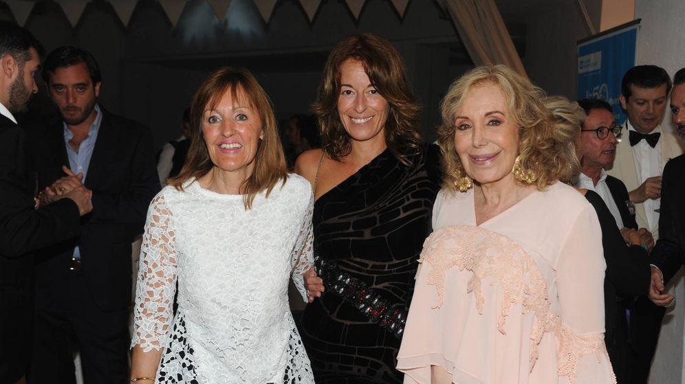 Foto: Henar Ortiz, Mónica Martín Luque y Linda Echevarría.