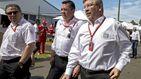 McLaren, optimista: Brown y Boullier se ven peleando por ganar en 2018