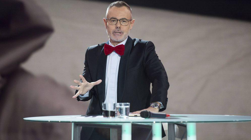 Foto: El presentador Jordi González.