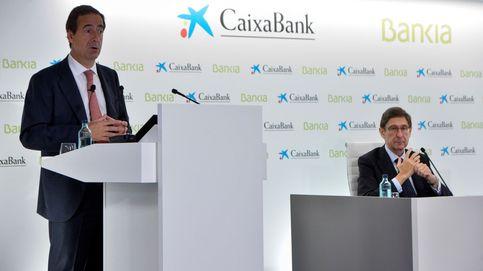 CaixaBank y Bankia llevan su nuevo organigrama al consejo del día 18