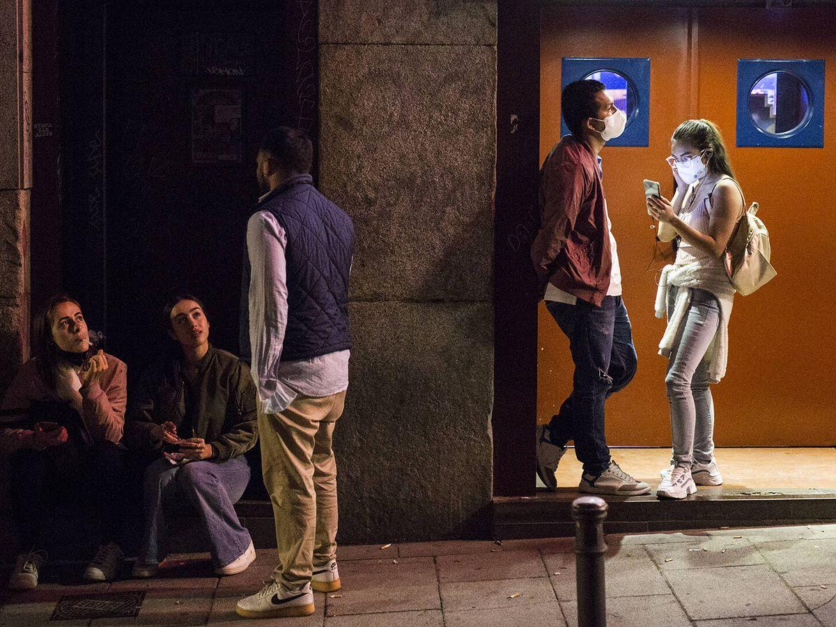 Foto: Reapertura del ocio nocturno en Madrid. (Alejandro Martínez Vélez)