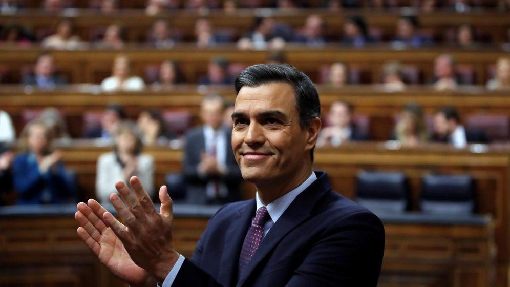 Foto: El candidato del PSOE, Pedro Sánchez (Efe).