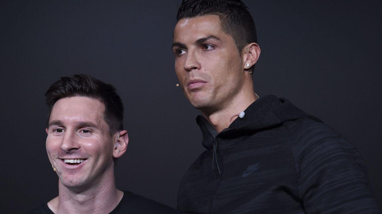 Cristiano y Messi dan la espalda a la FIFA: verán el 'The Best' en el sofá