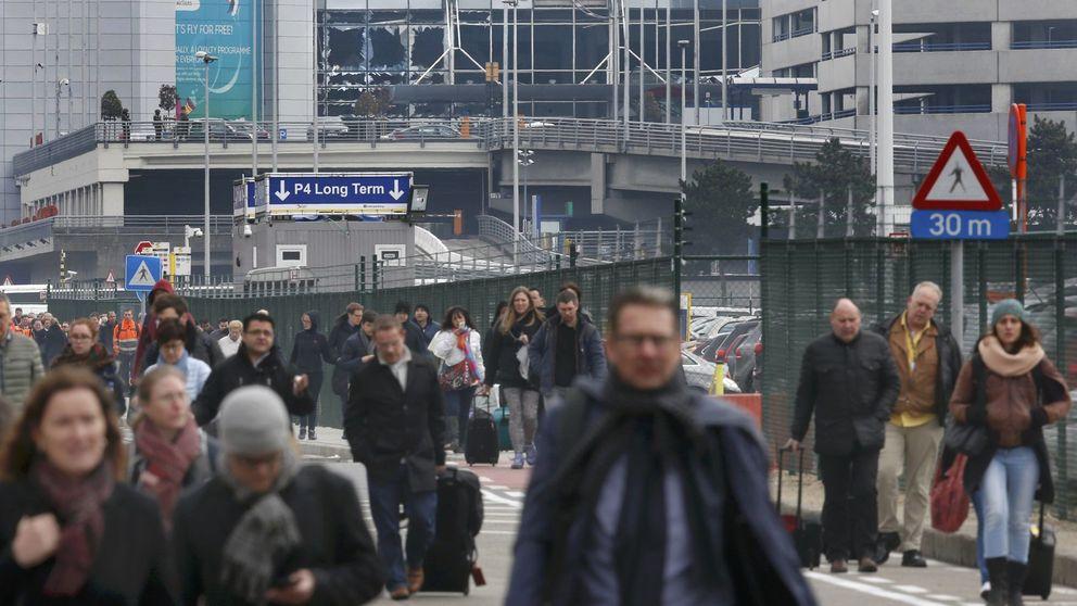 Españoles en Bruselas: Cojo mucho el tren a París y nunca hay controles