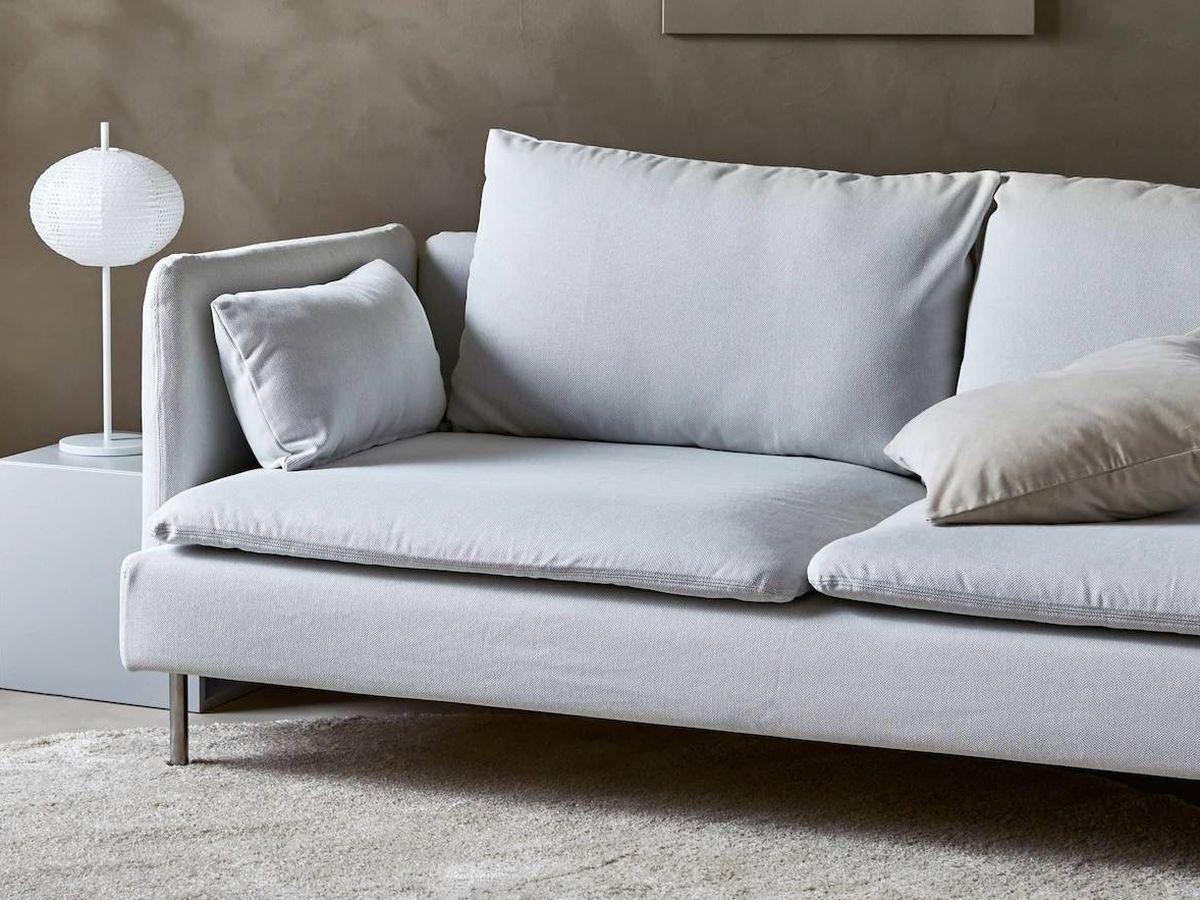 Foto: Decoración minimalista gracias a Ikea. (Cortesía)