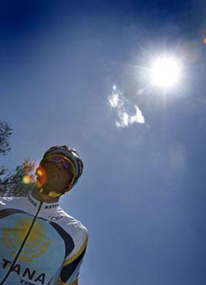 """Armstrong: """"Si Contador ataca, no responderé"""""""