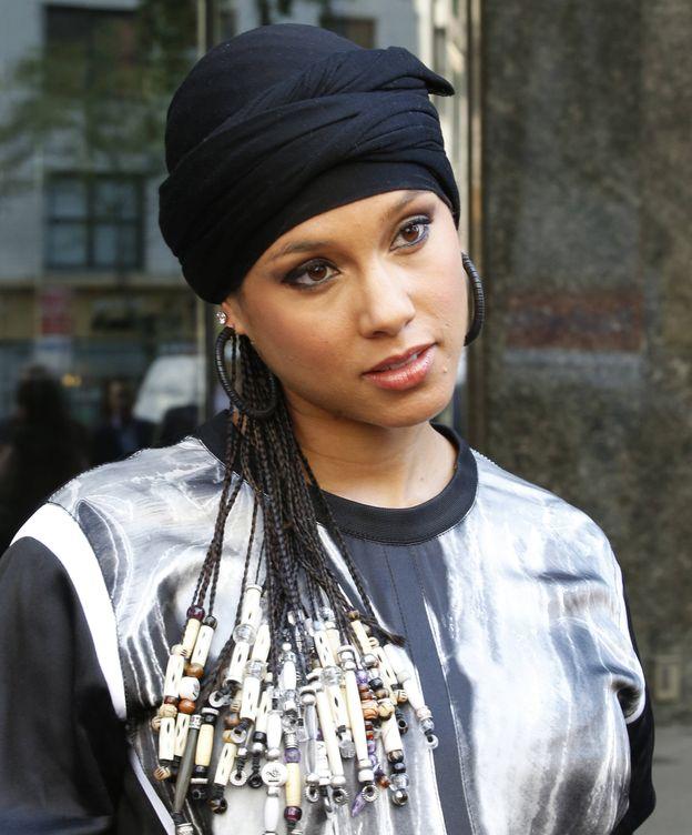 Foto: La cantante Alicia Keys en una imagen de archivo (Gtres)