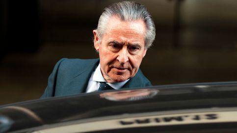 Cuatro procedimientos judiciales acorralaban al expresidente de Caja Madrid