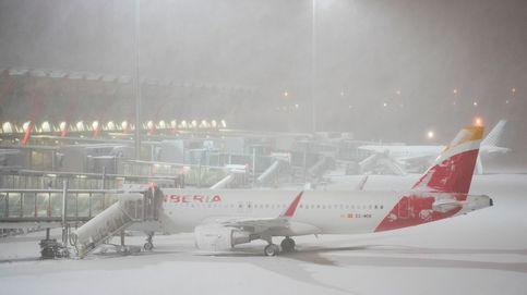 Reabre Barajas: los aviones pueden despegar y se prevé que mañana también aterricen