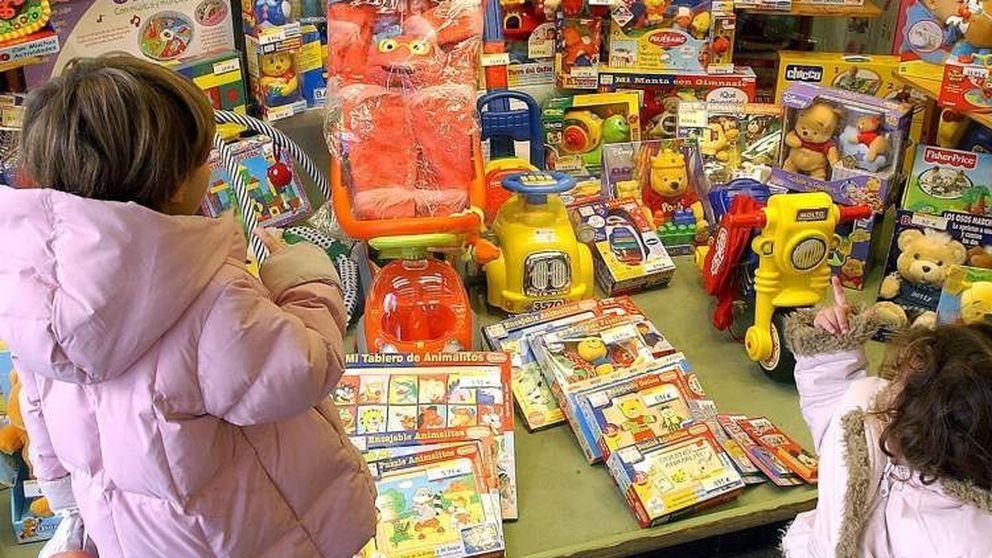 Los funcionarios recuperan su paga extra: la industria del juguete respira