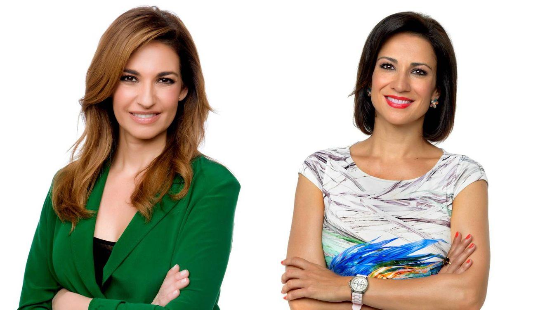 Foto: Mariló Montero y Silvia Jato