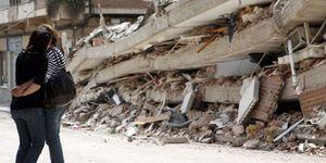 Foto: El terremoto de Lorca reactiva el sector de la construcción: 350 vecinos encuentran trabajo