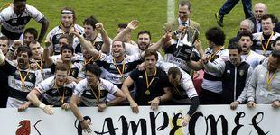 Post de Felipe VI vuelve al rugby: pisará barro y cantará el 'Feo, fuerte y formal'
