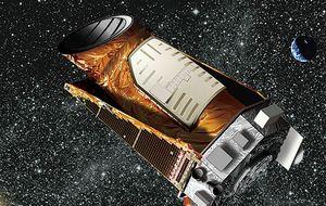 NASA renuncia definitivamente a reparar el satélite Kepler