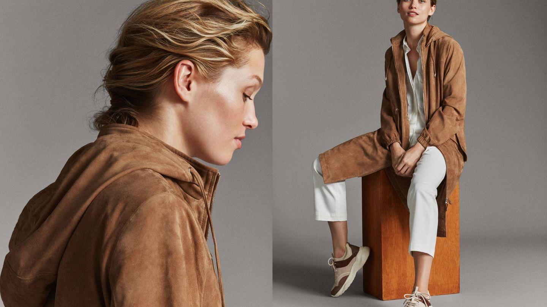 La chaqueta de Massimo Dutti se convertirá en la estrella de tu ropa. (Cortesía)