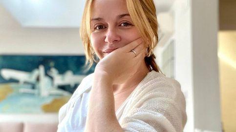 María Adánez da a luz y comparte la primera fotografía de su hijo Claudio