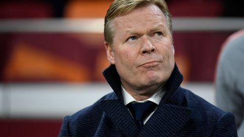 Ronald Koeman, el técnico holandés que ve prescindible el 'estilo Barça'