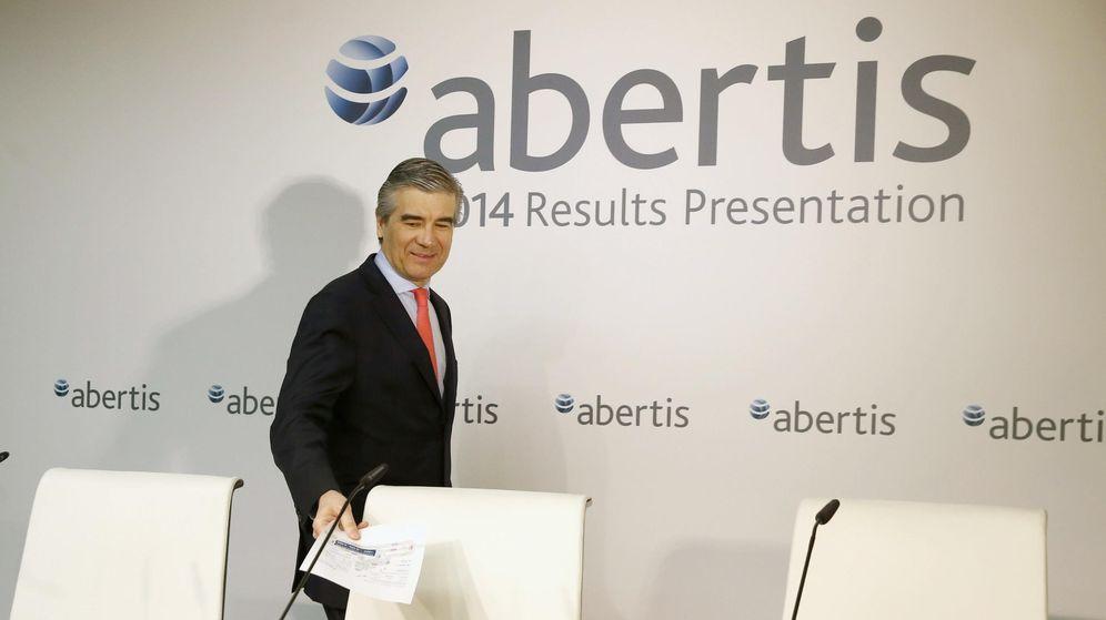 Foto: El consejero delegado de Abertis, Francisco Reynés. (EFE)