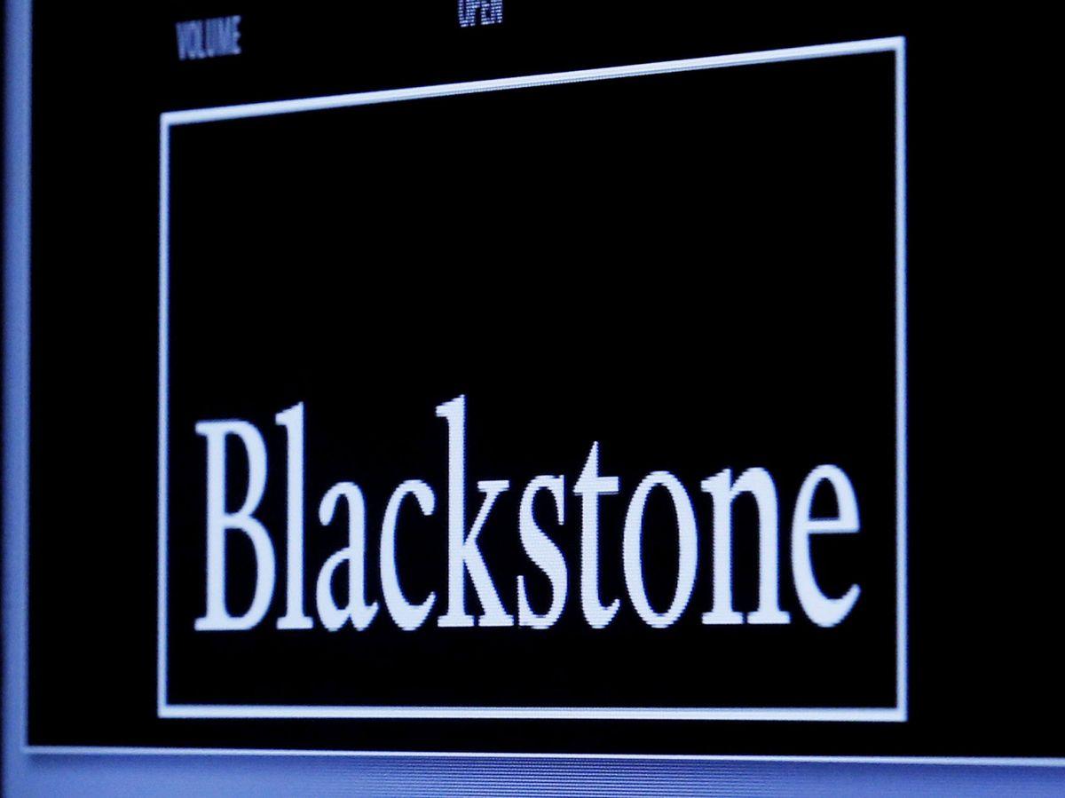 Foto: Logo de Blackstone (Reuters)