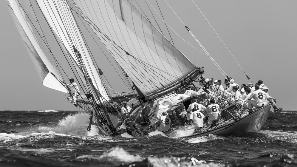 Foto: Barcos clásicos, debutantes y de época competirán en el evento de alta mar, que reúne regatistas de todo el mundo.