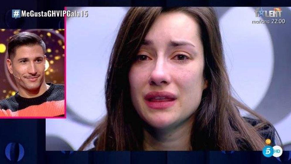 Adara rompe por TV con Hugo Sierra: Me he enamorado de Gianmarco
