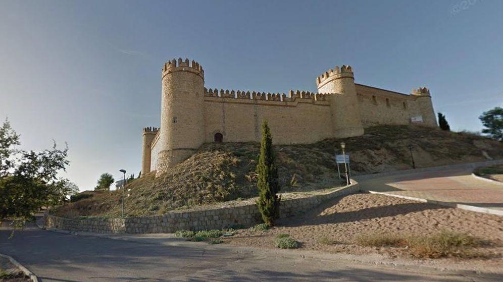 Foto: El Castillo de Maqueda.