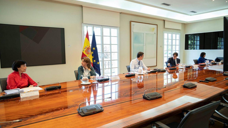 Sánchez adelanta la apertura de fronteras Schengen al 21-J y al 1 de julio con Portugal