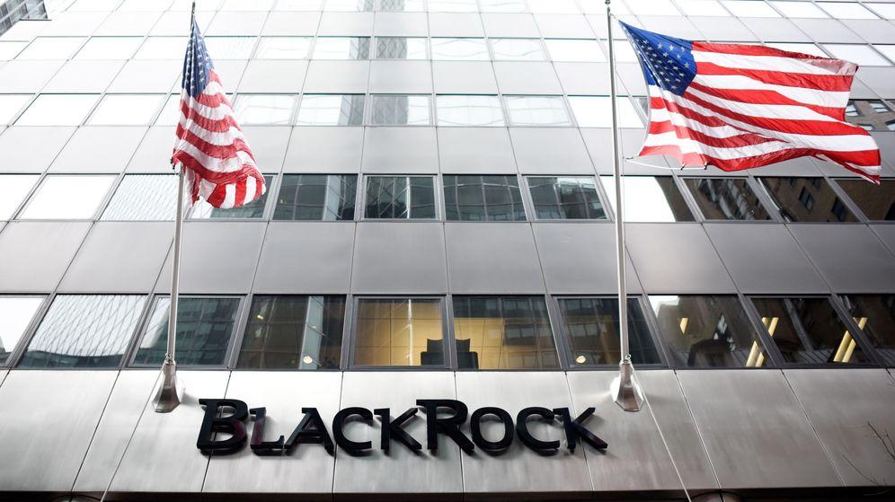 Foto: Oficina de BlackRock en Nueva York. (EFE)
