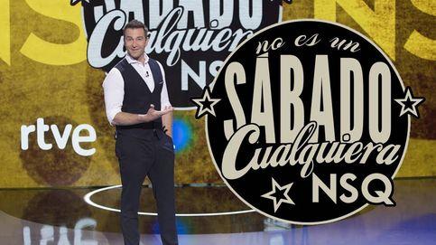 TVE cancela 'No es un sábado cualquiera' debido a sus desastrosas audiencias