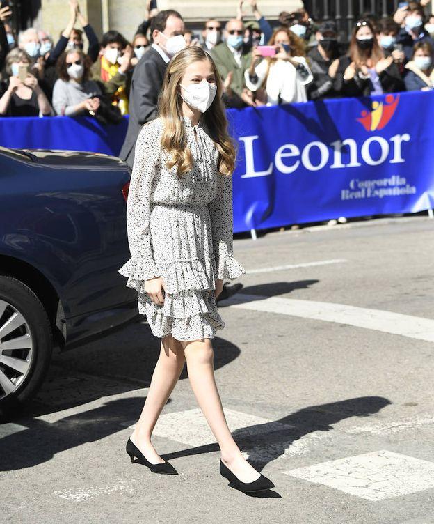 Foto: La Princesa, llegando al centro. (Limited Pictures)