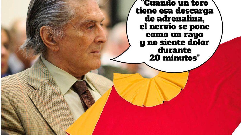 Jaime Ostos la lió ayer en 'Espejo público': otros cinco toreros que nos han dejado grandes frases