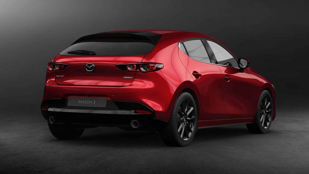 Foto: Mazda 3, un icono de segmento compacto