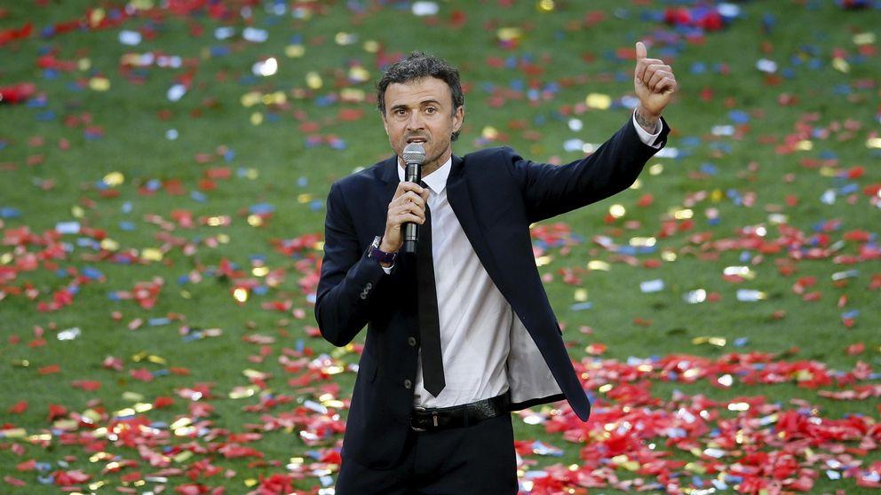 Luis Enrique, de ser ninguneado a poder hacer historia con el Barcelona