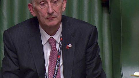 El nuevo presidente de la Cámara de los Comunes concede la palabra a Johnson por primera vez
