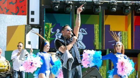 Tenerife cancela a Manny Manuel después de ser expulsado del carnaval de Las Palmas