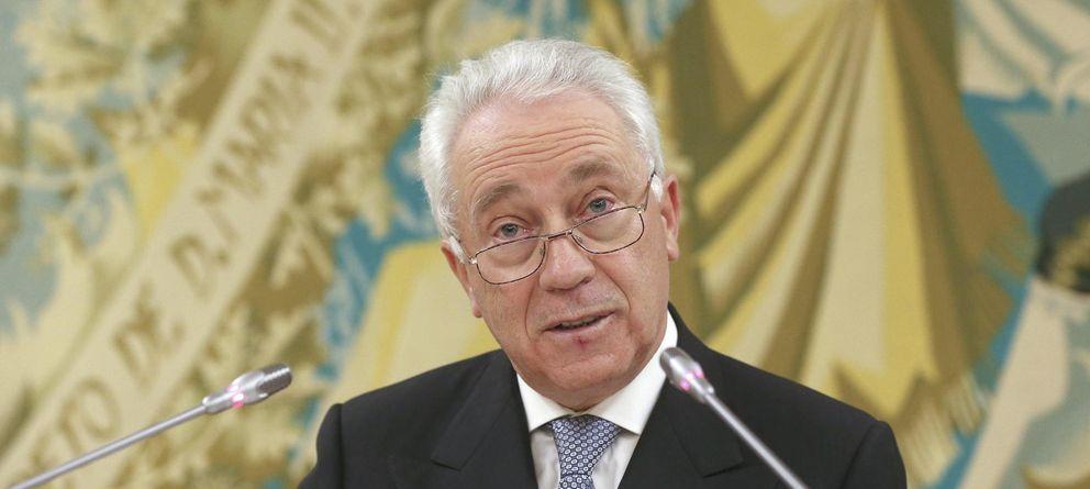 Foto: El gobernador del Banco de Portugal, Carlos Costa (Efe)