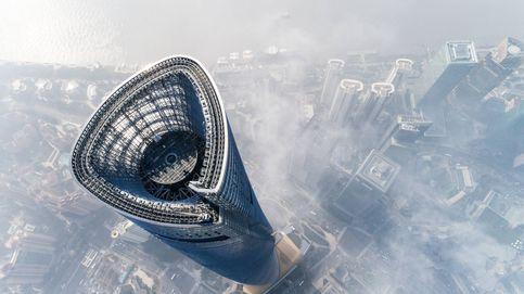 China inaugura el hotel más alto del mundo: así será dormir entre las nubes