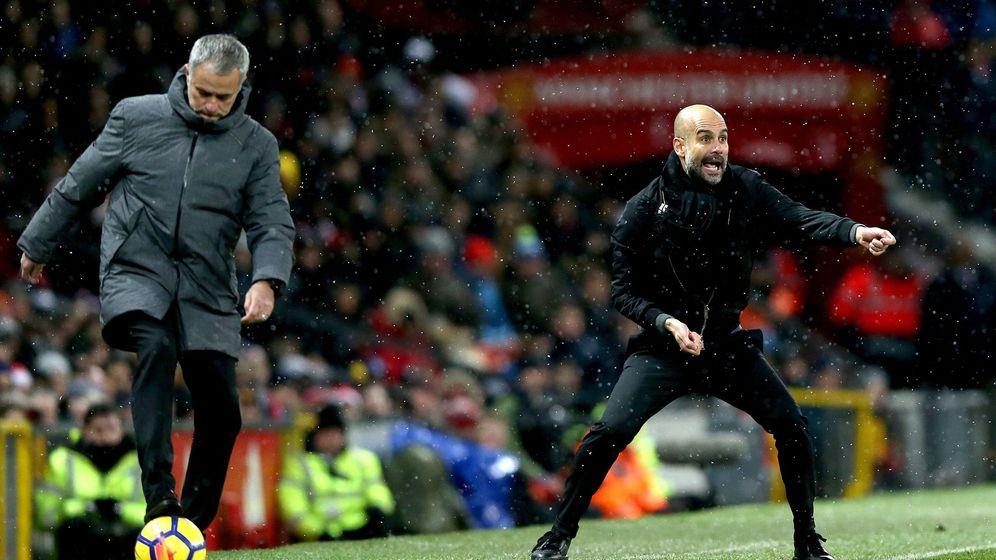 Foto: Pep Guardiola, técnico del Manchester City. (EFE)