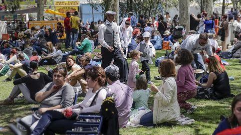 La Policía controlará Las Vistillas y el parque de San Isidro para evitar aglomeraciones
