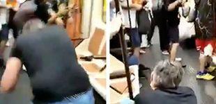 Post de El juez ordena el ingreso en prisión del detenido por agredir a un sanitario en el metro de Madrid