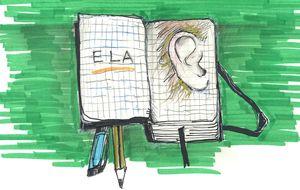 Escribir no es hablar; así me estoy adaptando a convertirme en mudo