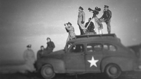 'Five Came Back': Hollywood se cuadró en la guerra y Netflix lo cuenta a lo grande