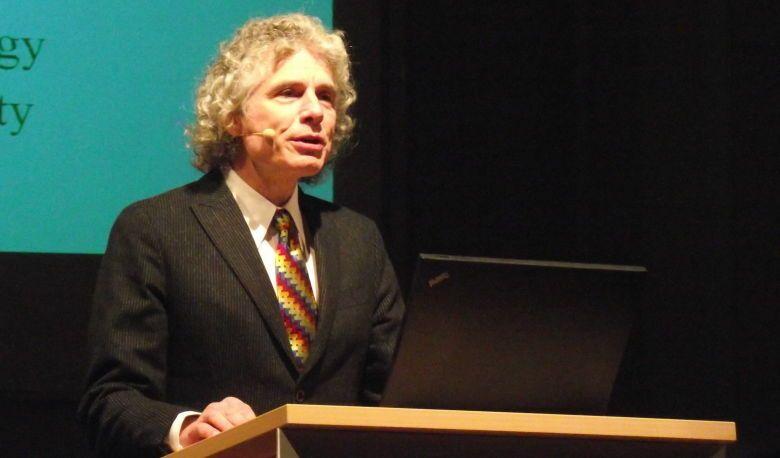 El científico cognitivo Steven Pinker figura en el quinto puesto de la lista. (CC)