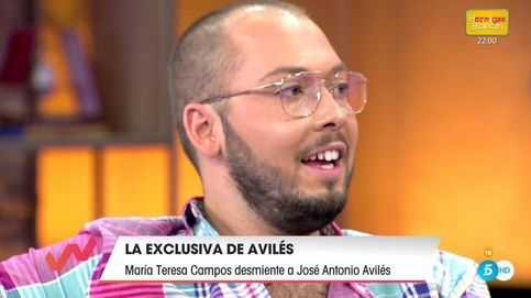 Toñi Moreno llama mentiroso a Avilés, y este abandona el plató de 'Viva la vida'