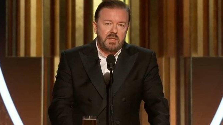 Ricky Gervais: No sabéis nada del mundo real, habéis ido menos al colegio que Greta