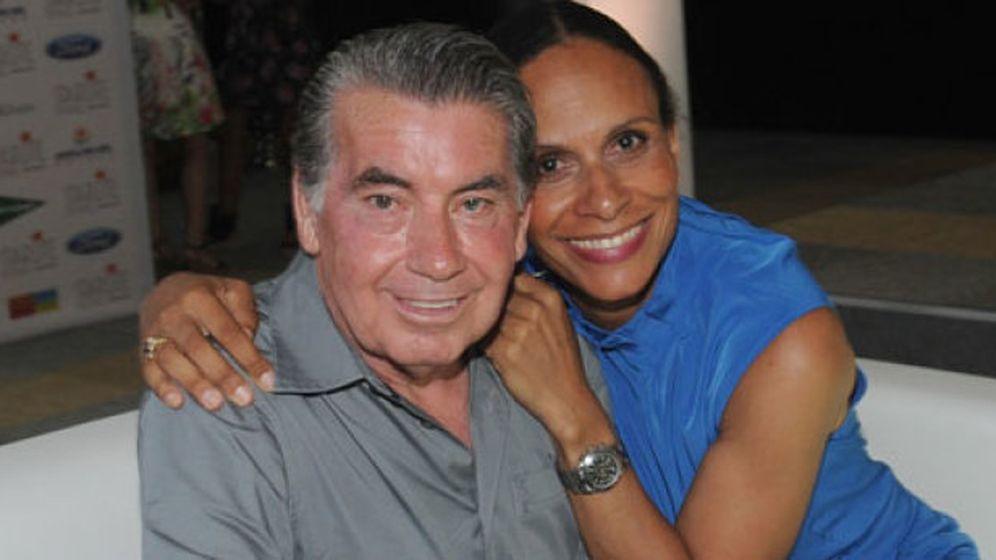 Foto: Manolo Santana se casa por cuarta vez sin la presencia de sus hijos