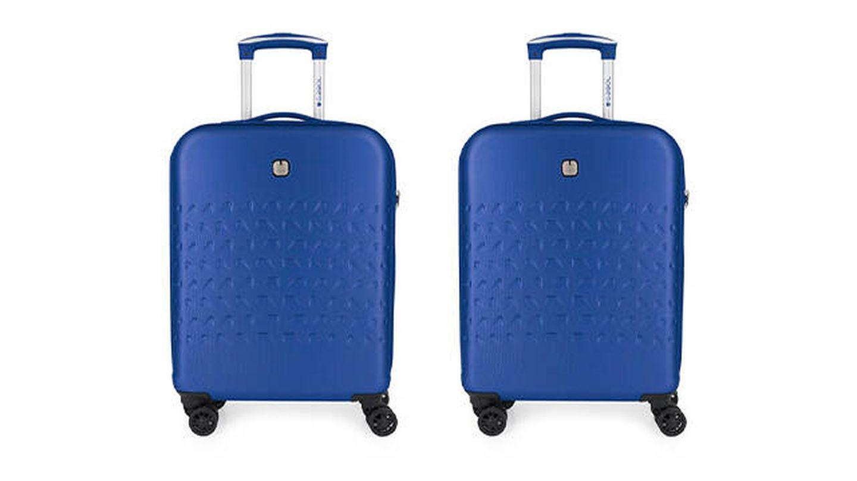 Juego de 2 maletas de cabina Duke rígidas de Gabol
