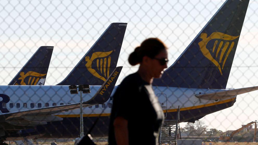 Una sentencia española cuestiona el modelo de contratación de Ryanair
