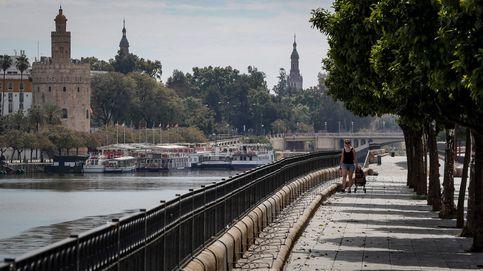 Desalojadas unas 140 personas de un bar de Sevilla